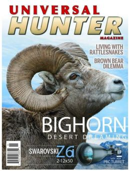 Universal Hunter Magazine - One Year Subscription