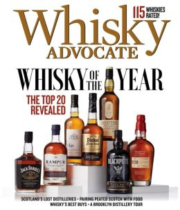 Whisky Advocate - One Year Subscription