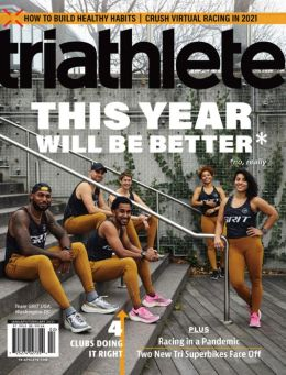 Triathlete - One Year Subscription
