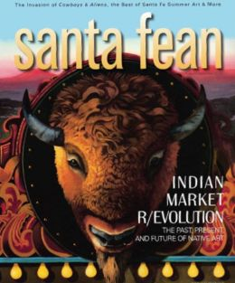 Santa Fean - One Year Subscription