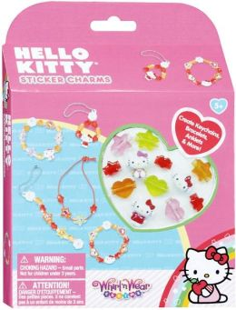 Hello Kitty Sticker Charms