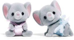 Calico Critters - Ellwoods Elephant Twins