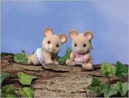 Calico Critters - Norwood Mouse Twins