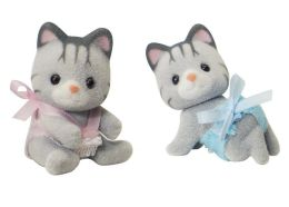 Calico Critters - Fisher Cat Twins