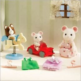 Calico Critters - Melanie & Sparky's Playdate