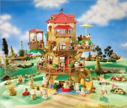 Calico Critters - Country Treehouse