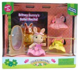 Calico Critters - Brittney Bunny's Ballet Recital