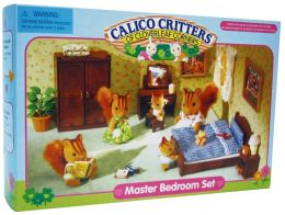Calico Critters - Master Bedroon Set