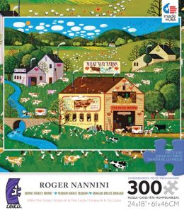 Nannini Milky Way Farms 300 pc Puzzle