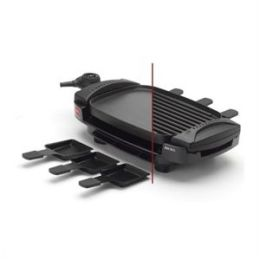 Aroma AHG-2233 Dual-Sided Cool Touch Flip Grill