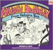 Forbidden Broadway, Vols. 1-4