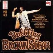 Bubbling Brown Sugar [Original London Cast]