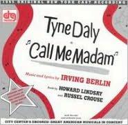 Call Me Madam [1995 New York Concert Cast]