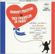 Ben Franklin in Paris [Original Broadway Cast Recording]