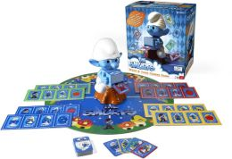 The Smurfs Whirl and Twirl Game