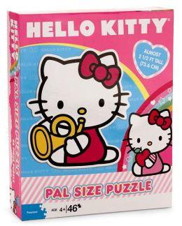 Hello Kitty Pal Puzzle