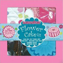 Flower cake kit