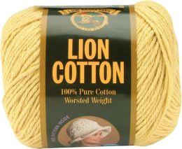 Lion Cotton Yarn-Banana