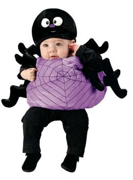 Baby Spider Infant Costume: Size Up to 24 Months
