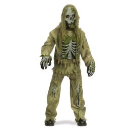 Skeleton Zombie Child Costume: Size 8-10