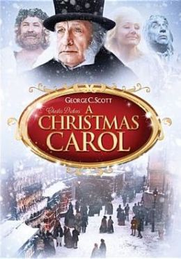 Christmas Carol by 20th Century Fox, Clive Donner, George C. Scott | 24543027201 | DVD | Barnes ...