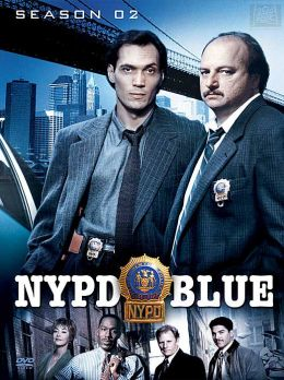 NYPD Blue: Complete Second Season