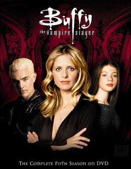 Buffy the Vampire Slayer - Complete Fifth Season