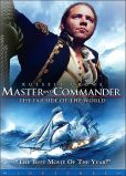 Video/DVD. Title: Master and Commander - The Far Side of the World