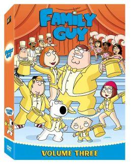 Family Guy, Vol. 3 - Season 4, Part 1