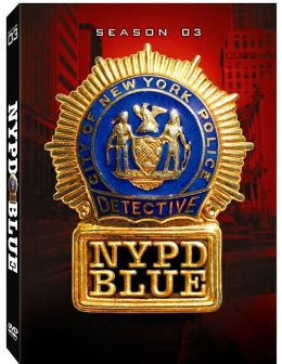 NYPD Blue - The Complete Third Season
