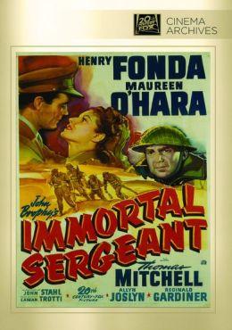 The Immortal Sergeant