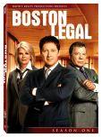 Video/DVD. Title: Boston Legal - Season 1