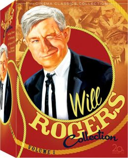Will Rogers Collection, Vol. 1