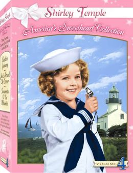 Shirley Temple America's Sweetheart Collection - Volume 4