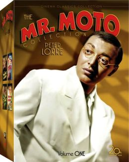 Mr. Moto, Volume 1