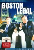 Video/DVD. Title: Boston Legal - Season 2