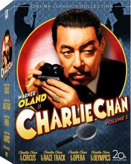 Charlie Chan, Volume 2