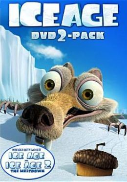 Ice Age Dvd 2-Pack