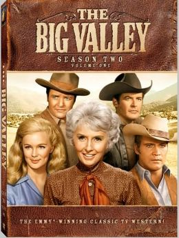 Big Valley - Season 2 , Vol. 1