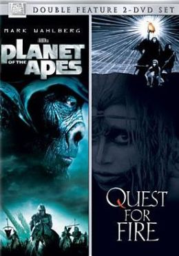 Planet of the Apes/Quest for Fire