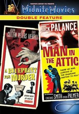 Blueprint for Murder / the Man in the Attic