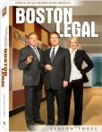 Video/DVD. Title: Boston Legal - Season 3