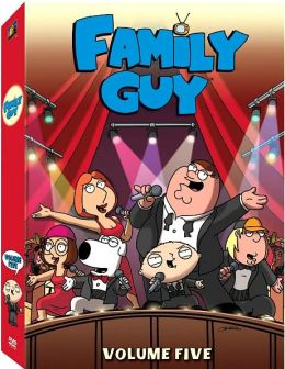 Family Guy, Vol. 5 - Season 5, Part 1