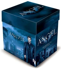 Angel Collector's Set - Seasons 1-5