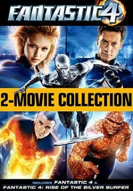 Fantastic Four: 2-Movie Collection