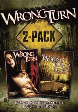 Wrong Turn/Wrong Turn 2: Left for Dead