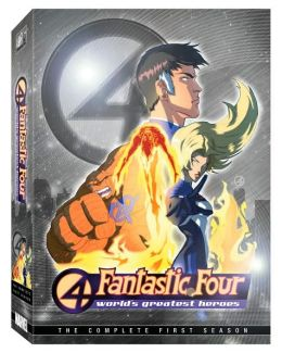 Fantastic Four - World's Greatest Heroes - Season 1