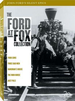 John Ford's Silent Epics