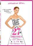 Video/DVD. Title: 27 Dresses