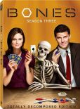 Video/DVD. Title: Bones - Season 3
